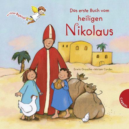 Das erste Buch vom heiligen Nikolaus 10|2017 Gabriel