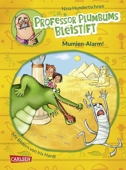 Professor Plumbums Bleistift – Mumien-Alarm! 05|2018 CARLSEN