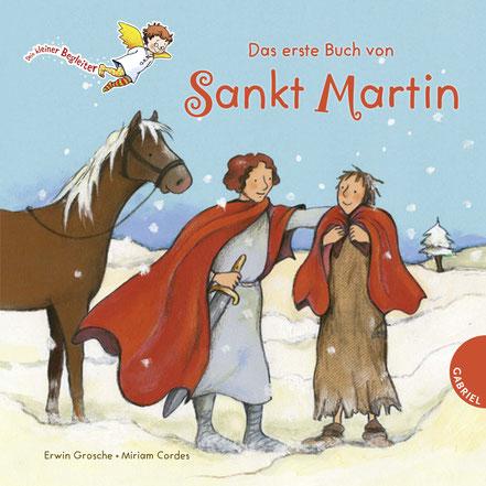 Das erste Buch von Sankt Martin 08|2017 Gabriel