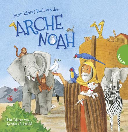 Mein kleines Buch von der Arche Noah  03|2016 Gabriel