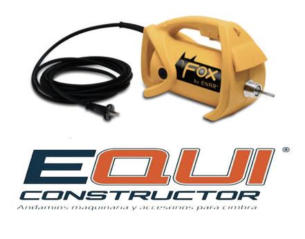 Vibrador Para Concreto Electrico marca Enar, modelo Fox