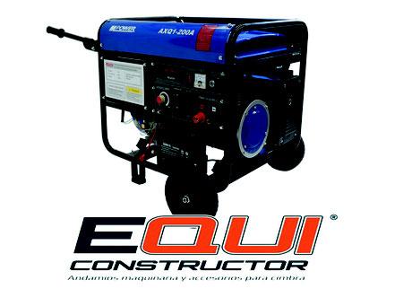 Generador 11 KW 110-220V