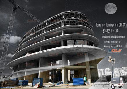 Precio super especial de Torres de iluminación TORRE CTI 6000, marca Cipsa