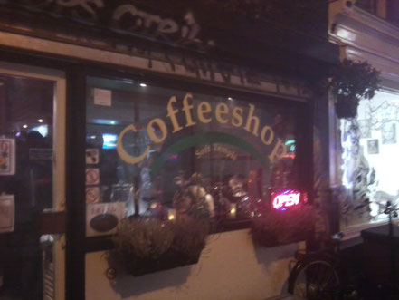 Coffeeshop Weedshop Soft Temple Amsterdam