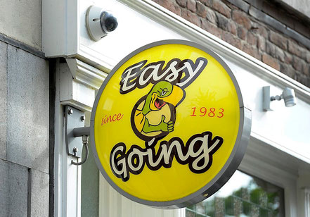 Coffeeshop Cannabis cafe Easy Going Maastricht
