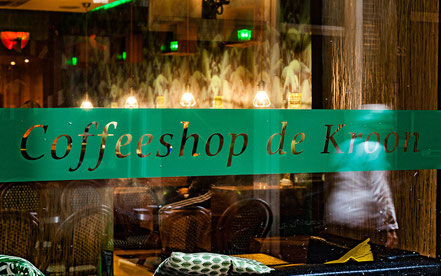 coffeeshop de kroon amsterdam city center