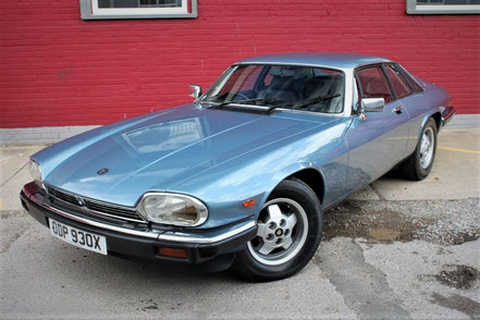 Jaguar XJ-S HE