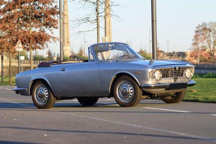 Alfa Romeo Giulia GTC 1965, 79 864 €
