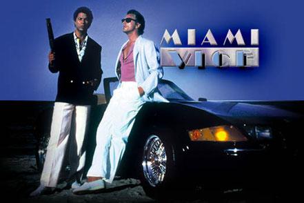 Série TV deux flics à Miami