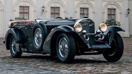 Mercedes-Benz 710 SS de 1929