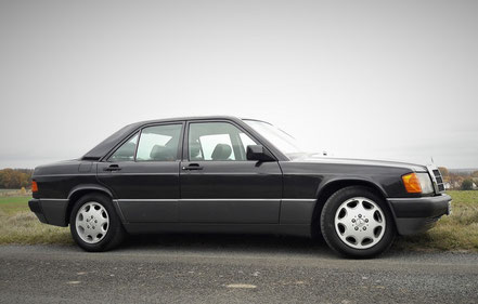 Mercedes 190 E 2.6