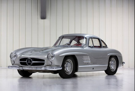 Mercedes-Benz 300 SL de  1954