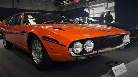 Lamborghini Espada série 1 orange