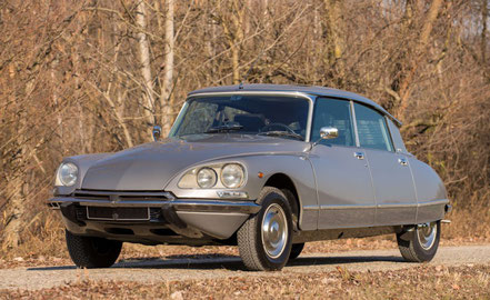 Citroën DS23 ie 1974, 53 640 €