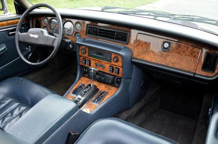 Daimler Double Six, série 3, une finition enfin à la hauteur