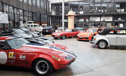 Fiscalite Voitures Collection Classic Auto Invest