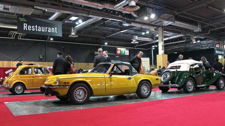 Rétromobile 2019, expo voitures à moins de 25 K€