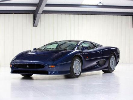 Jaguar XJ 220 de 1992
