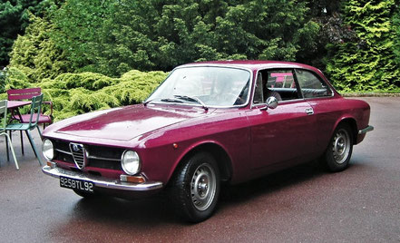 Alfa Romeo GT Junior