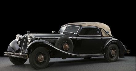 Horch 853 Sport, 1937, Artcurial