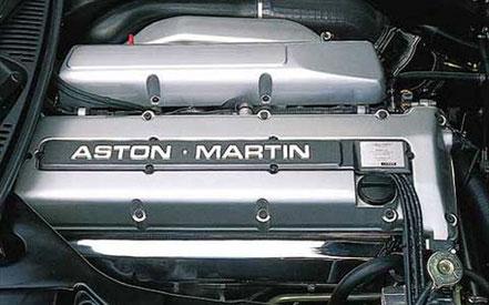 Moteur 6 cylindres à compresseur