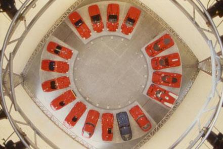 Hommage à Ferrari, Fondation Cartie