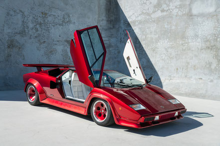 Lamborghini Countach LP400 S Turbo