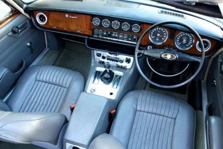Intérieur Jaguar XJ série 1