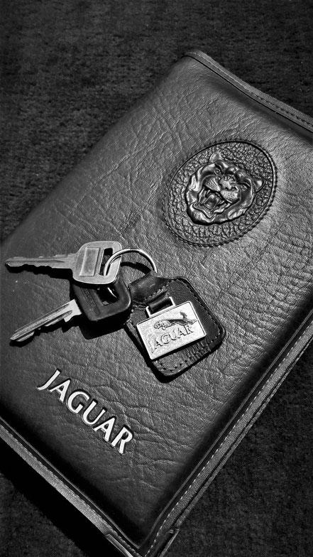 Clés Jaguar XJS