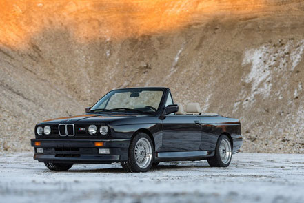 BMW M3 Cabrio,
