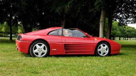 Ferrari 348 : 30 ans en 2019