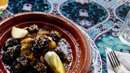 Reiseziele in Marokko