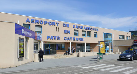 Airport Taxi Transfers Carcassonne