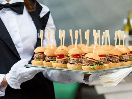 Buffet Aux fins gourmets