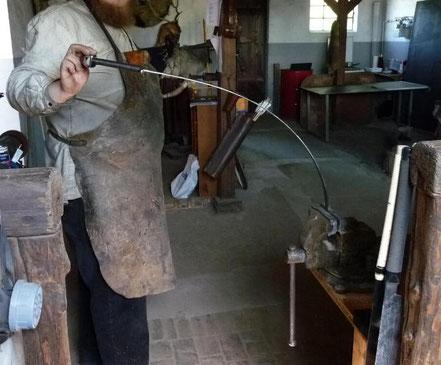 Der Berggeist Schaukampfschwert Qualität Schwerttest