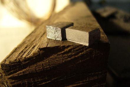 Der Berggeist Schwertstahl Stahlgefüge Stahlstruktur Schwert