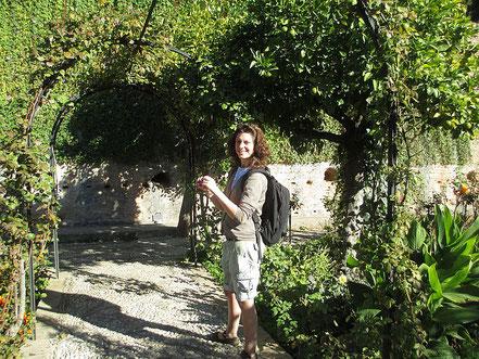 Spanien Individualreise, Antje Gaedt, Andalusien Alhambra
