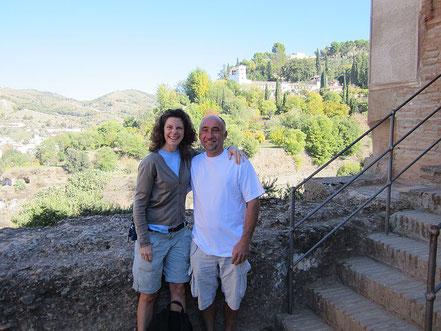 Andalusien Individualreise, Südspanien auf eigene Faust, Alhambra