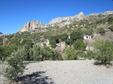 Andalusien Individualreise, traditionelle Unterkünfte Andalusien