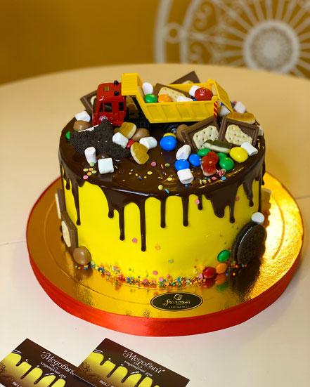 торт для боксера