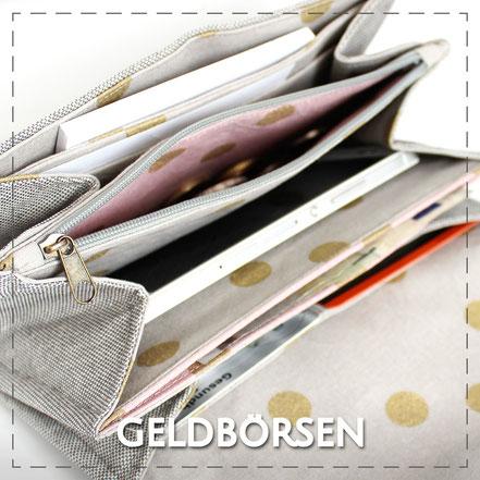 Julia Design Portemonnaie Geldbörse Geldbeutel Geld purse wallet