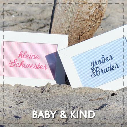 Baby Kind Schilder U-Heft-Hülle Mutterpass Julia Design handmade