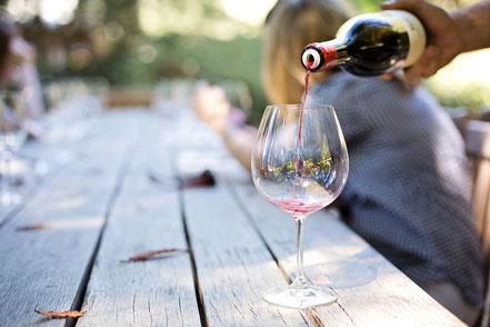 Weinfeste, Weinproben & Besenwirtschaften in Württemberg