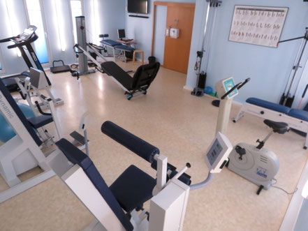Fitness in Ferdinandshof Sprotraum