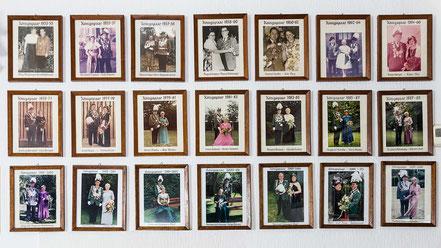 Bildergalerie der Schützenköniginnen und Könige