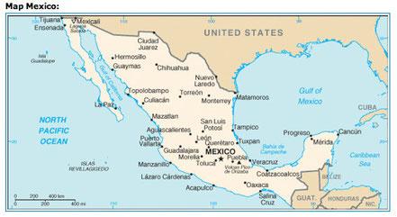 Wir waren 14 Monate in Mexiko