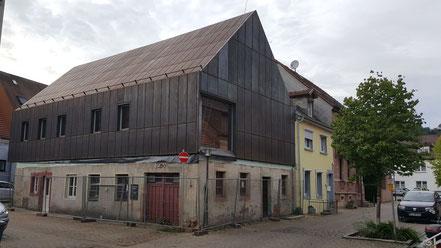 Schmiede Theis - Renovierung