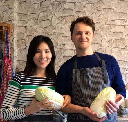 Sumi und Stephan Kimchi Das Gesundheitsgeheimnis Koreas
