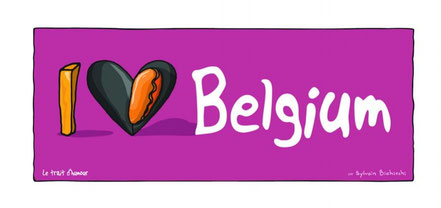Mug Belgique