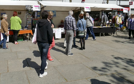 Kunstaktion, Kunstmarkt Steglitz